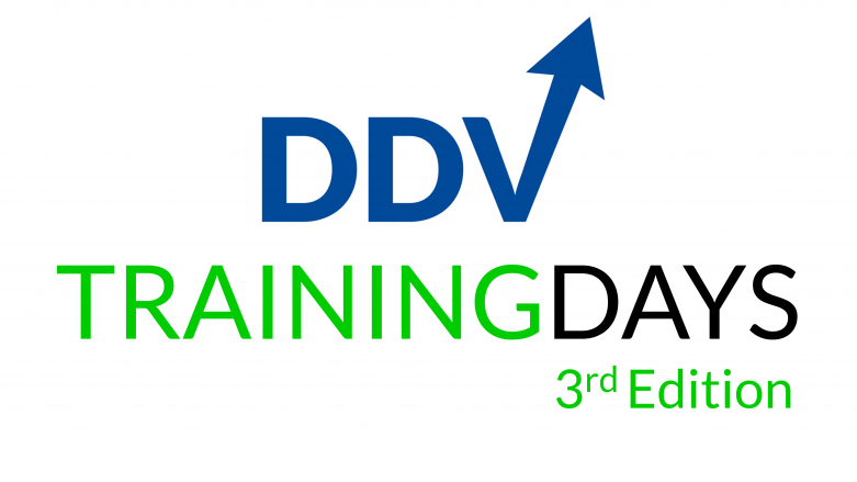 DDV Training Days 2nd Edition
